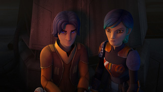 Studying Skywalkers: Ezra and Sabine's Character Growth in Star Wars Rebels Season Two