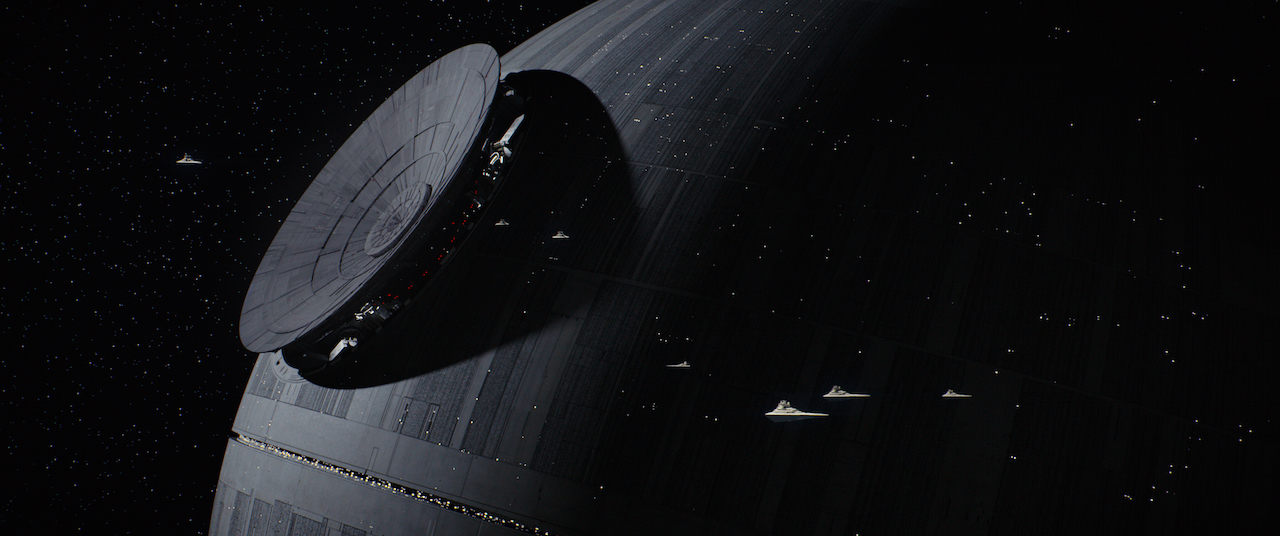 Star Wars Rogue One - Death Star