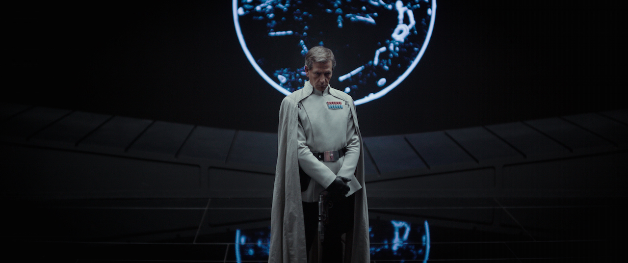 Star Wars Rogue One Admiral