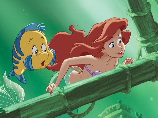 La storia di Ariel