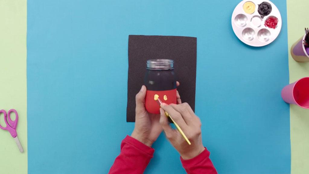 Teaser Episode 3 - Mickey Mouse Jar | Art Attack #Showmeyourart