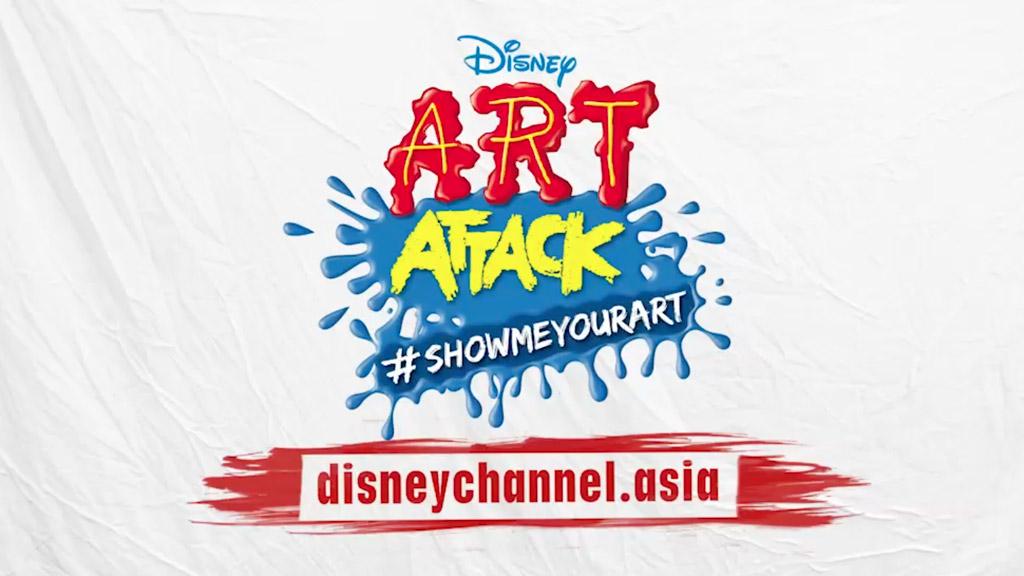 Art Attack: #ShowMeYourArt