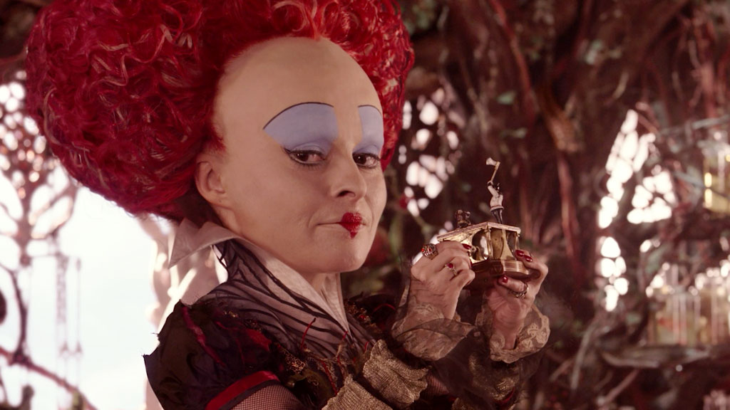 Red Queen Liar | Alice Through the Looking Glass | At Home