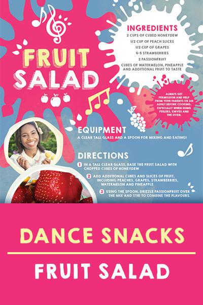 DC Landing AU - BF Chefs - Fruit Salad