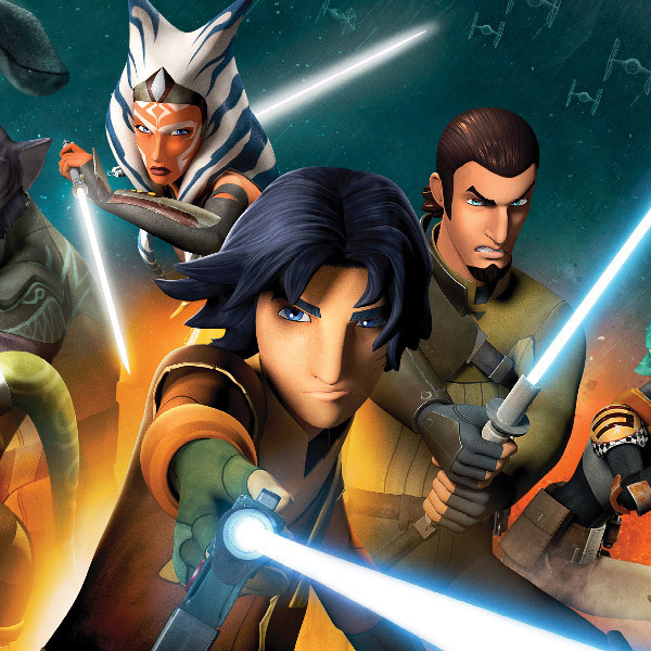 Star Wars Rebels - Credit AU