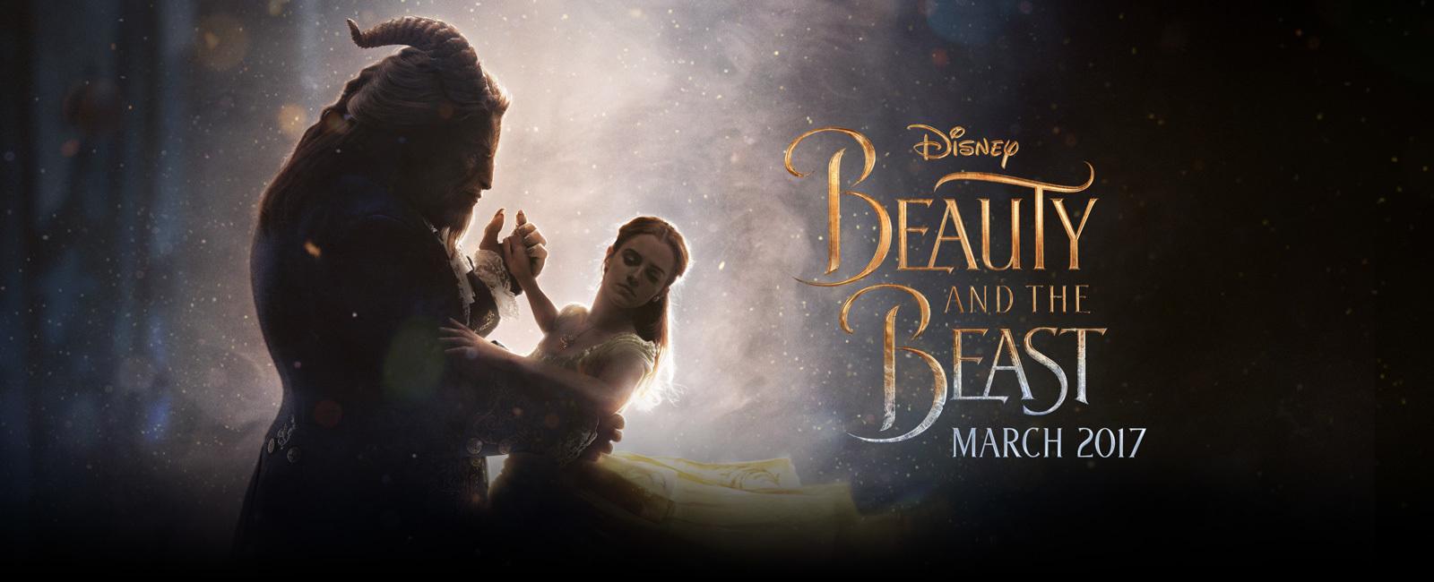 AU - Beauty and The Beast 2017 - Flex Hero