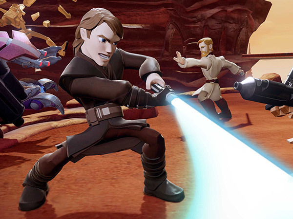 Disney Infinity 3.0: Twilight of the Republic
