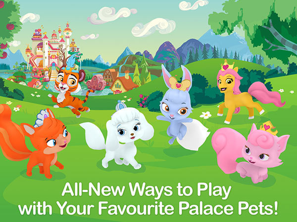 Palace Pets in Whisker Haven - App Gallery
