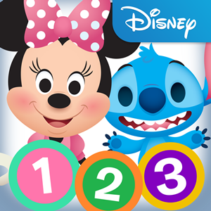 Disney Buddies: 123s