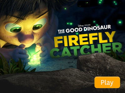 The Good Dinosaur - Firefly Catcher