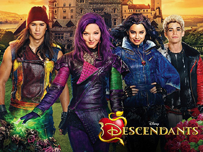 full descendants disney