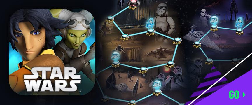 Play Star Wars Rebels Apps