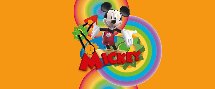 Play Mickey Games!