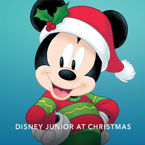Disney Junior Christmas UGC