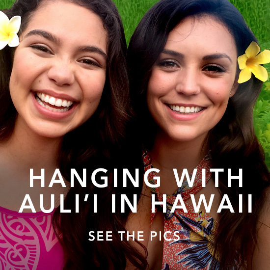 Hanging With Auli'i In Hawaii