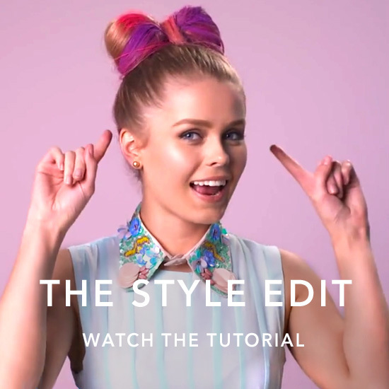 The Style Edit - Watch The Tutorial