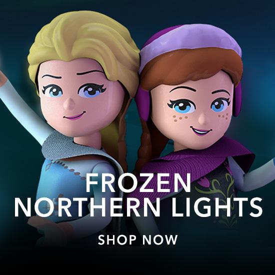 Frozen - Northern Lights - Shop Now