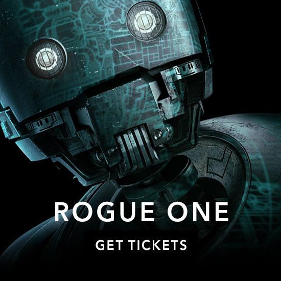 Star Wars - Rogue One - Get Tickets