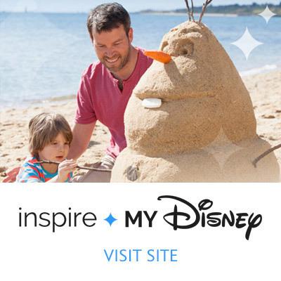 Inspire·My Disney: Visit Site