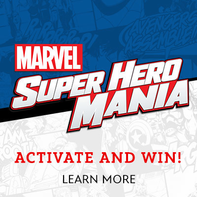 Marvel: Super Hero Mania