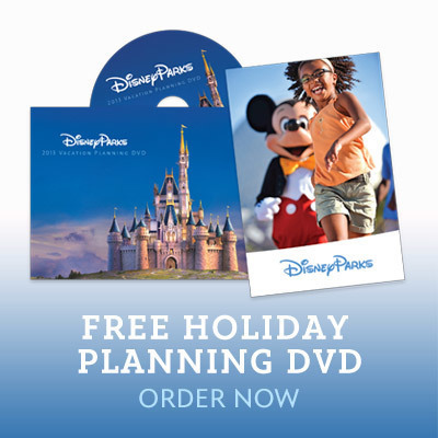 Free Holiday Planning DVD