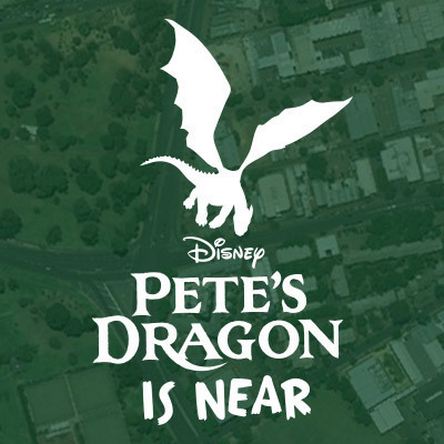 Pete's Dragon Is Near