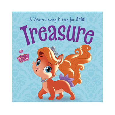 Treasuer: A Water-Loving Kitten For Ariel