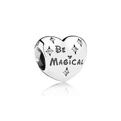 Be Magical Heart Charm