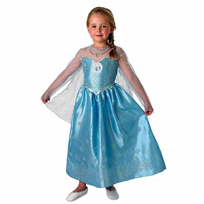 Elsa Deluxe Costume $24.95