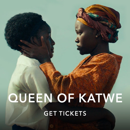 Queen of Katwe: Get Tickets