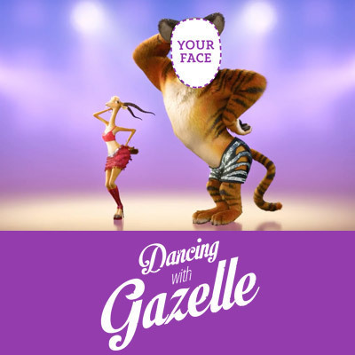 Zootopia - Dancing with Gazelle