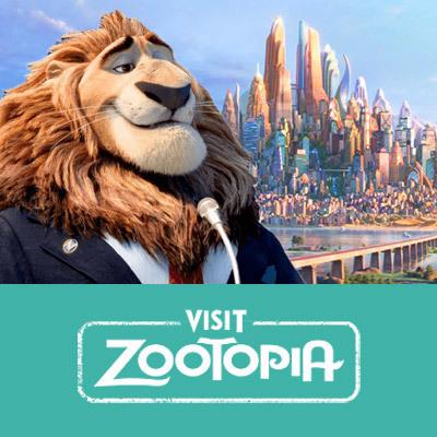Zootopia - Visit Zootopia
