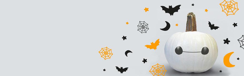 Inspire - Halloween - Pumpkins - Homepage - Hero AU