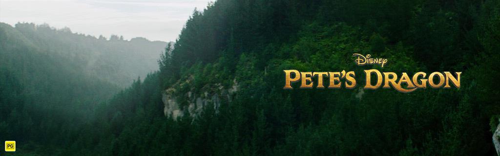 Pete's Dragon - Visit Site - Movies - Animated Hero AU