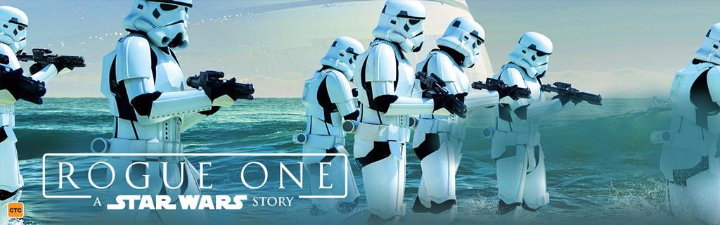 Star Wars - Rogue One - Get Tickets - Movies - Hero AU