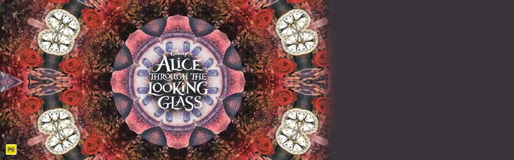 Alice Through the Looking Glass - Kaleidoscope- HE - Games - Hero AU