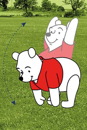 Winnie the Pooh Exercises
