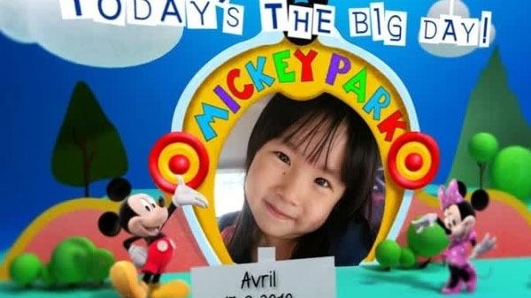 Disney Junior Birthday Book September Album 2