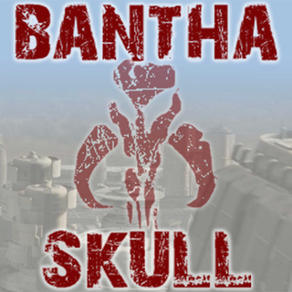 Bantha Skull
