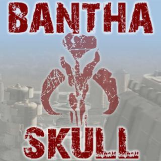 Bantha Skull