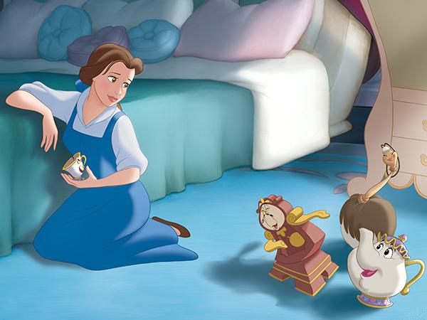 Eventyret om Belle
