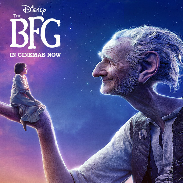The BFG More Disney Square - SG