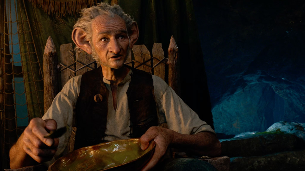 Giant Speak | Disney's The BFG