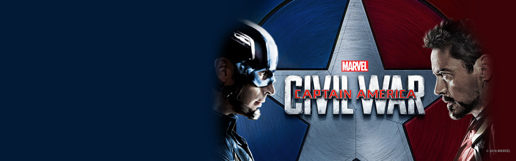 Captain America Civil War At Home - MY
