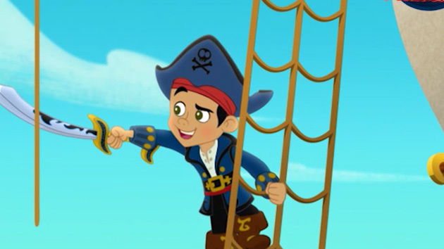 Captain Jake and the Neverland Pirates - The Great Never Sea Conquest