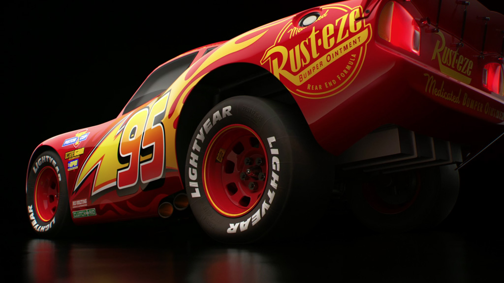 Lightning McQueen Reveal Trailer
