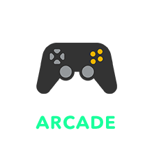 Game Genre - Game Page - Arcade