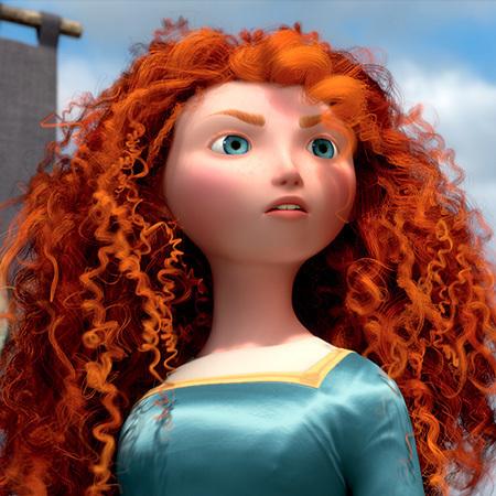 Merida | Disney Princess