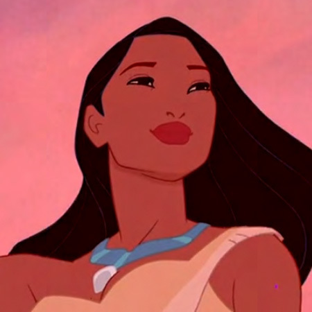 The story of the indian princess pocahontas