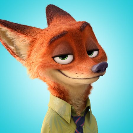 how tall is nick wilde